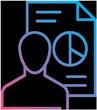 Icône analyse de business
